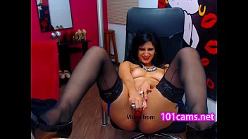 granny onlineweb chat Graceful latin doll makes a deep erotic massage to