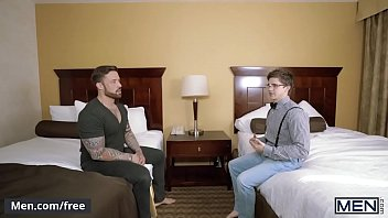 Gay superhero site Men.com - jordan levine, will braun - the nerd and the escort