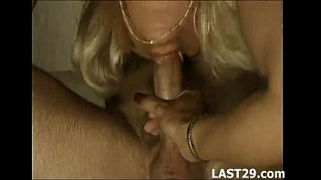 mature wife pampers younger husband