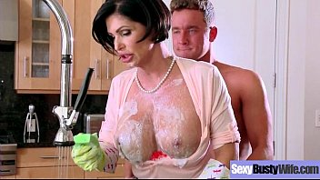 (Shay Fox) Superb Mature Lady With Big Melon Juggs Love Intercorse clip-19
