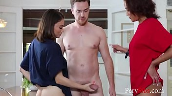 Turning Our Brother Into Sex-Slave- Liv Wild & London Tisdale