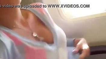 Babes getting fucked in a plane Shocking video from the plane