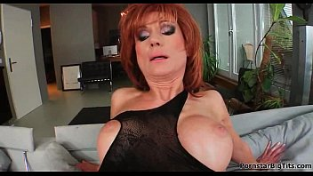 Older women tits and fucking Milf thing - busty milfs going hardcore video 4