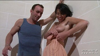 Big titted french milf hard sodomized and facialized