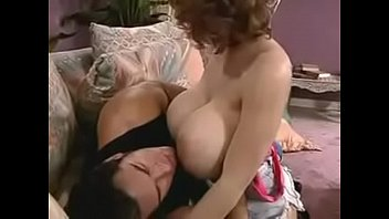 Vintage Huge boobs blonde fuck
