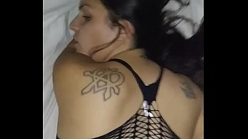 Slut gets fucked just how she wanted