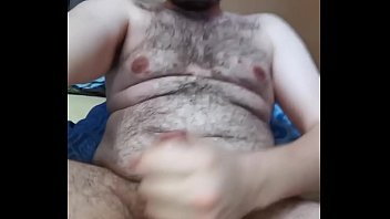 CUMSHOT 2/6 Sitting on Bed