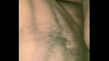 Sexy latina busting nuts on my dick