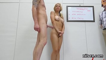 Sarah rohmer nude clip asylum Peculiar chick is brought in anal asylum for harsh therapy