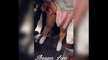 Annysex Love - Arrimon and groping in the Mexico City subway