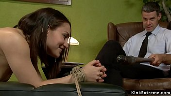 Therapist anal plugs Campus slave