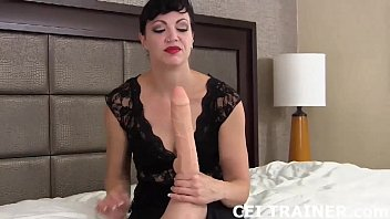 I want to watch you eat a big hot load CEI