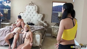 New Sparkling Maid Kiarra Nava Hoe Introduced to Bangbros House