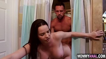Hot housewife fucked in her ass by brother-in-law