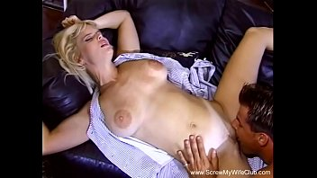 Swinger Wife Submits To Deep Anal
