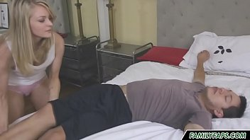 slept brother wants to fuck his sister