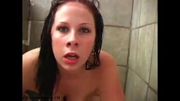 Shower Deep Creampie