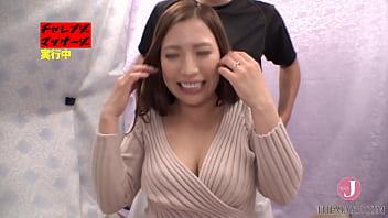 Horny Japanese babe with pretty smiles gets her gorgeous tits admired and wet tight pussy fucked