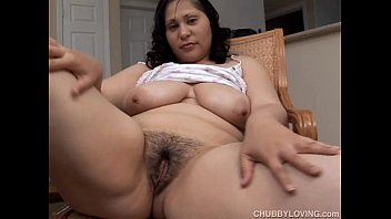 Bbw brunette plumper Busty brunette bbw wishes you were fucking her juicy pussy