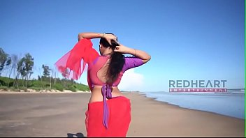 Hot saree photoshoot
