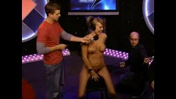 Howard sterns dick Leticia cline rides the sybian