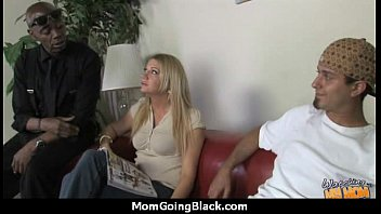 Huge Black Meat Going into Horny Mom 26