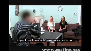 Casting Two Hot Russians part 1 10 min
