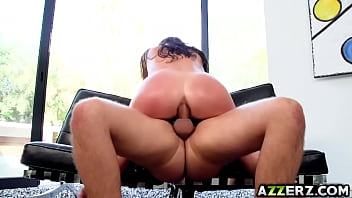 Angela White bangs deep in her sexy tight ass preview image