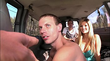 BAIT BUS - The Art Of Confusion With Steven Ponce And A Very Aggressive Straight Guy Named Victor Cody