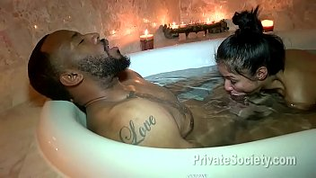 Bathing With A Black Man