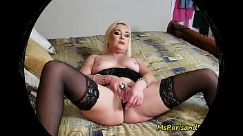 Hot Kinky Slut Wants Your Cum On Her Tits Part 1