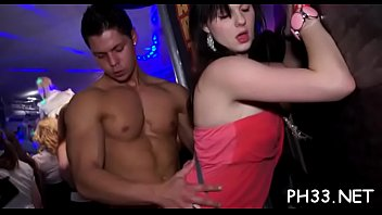 Stripper swallowing balls porn Yong girls fucked hard after dance and swallowed tons of ball batter