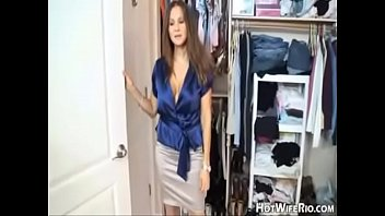 Erotic panty drawer stories Hotwiferio tanned mom catches son in her panty drawer