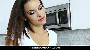 Teensloveanal - Brunette Teen (Eden Sinclair) Fucked In The Ass
