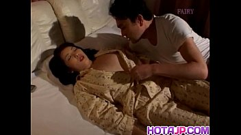 Reiko Hanasaki has nooky rubbed with thong and nailed big time