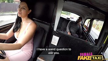 Black tit playlist Female fake taxi kira mcqueen rides a big black cock