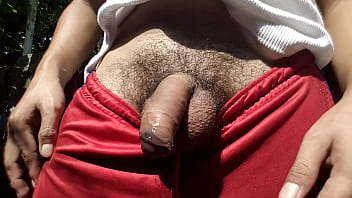 Fetish gay Chacal orinando