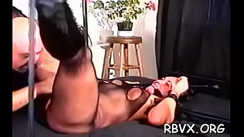 Awesome diva is eagerly rubbing her copher
