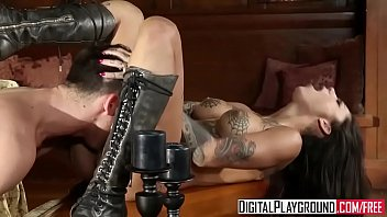 Digitalplayground Wingmen Episode 4 Pantyhose Handjobs