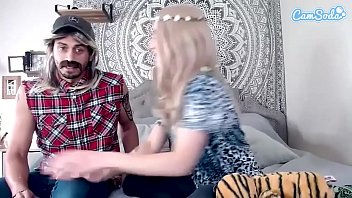 Camsoda - Carol Baskin Joe Exotic BBC Tiger King Parody