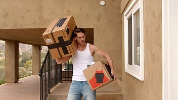 Delivery Man Carries The Best Package - NextDoorStudioes