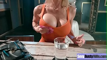 Sex On Cam With Horny Big Juggs Wousewife (Alexis Fawx) movie-02