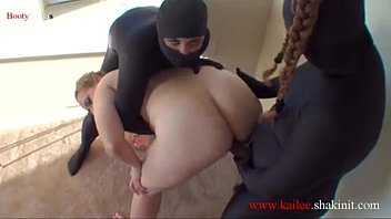 Kai Lee ancient booty ninja clan sex
