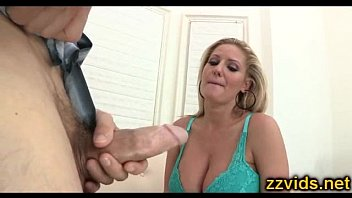 Nasty blonde milf Zoey Holiday gets anal