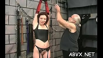 Sensational minx gets licked and nailed