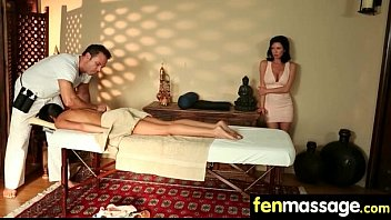 fantasy tourn into a real sex massage 6