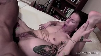 Flexxfitcock gives CirenV Intense Anal pleasure