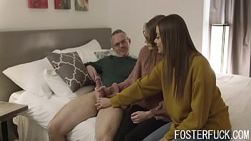 Foster Daughter Caught Mom & Dad Spying On Her- Havana Bleu, Jessa Rosae