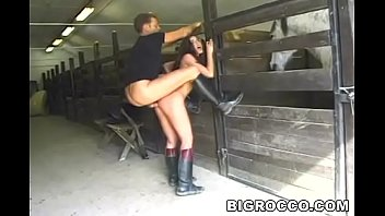 Vintage aquarium bubble ornaments - Olga martinez and rocco siffredi have anal fun in the stable and on some hay