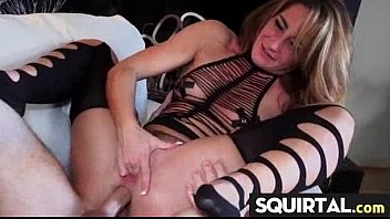Squirting Goth Girl Needs More Cum 30